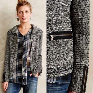 Cartonnier for Anthropologie Sweater Blazer